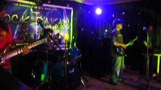 Lazy song and Alone Cover by Music Genesis Band Together w/ jerick on Drums