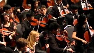 2014 TMEA Philharmonic Orchestra - The Firebird Suite (1919 edition) - Igor Stravinsky
