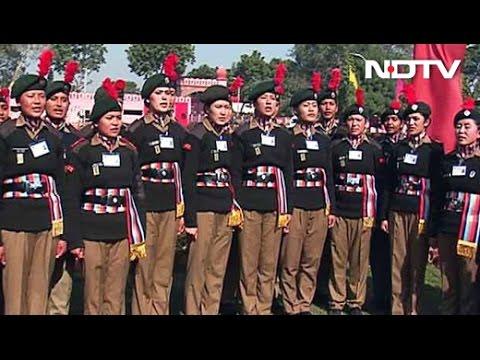 Muqabla: Girl NCC Cadets Train for Republic Day Parade