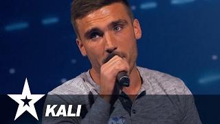 Kali | Danmark Har Talent 2017 | Audition 4