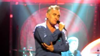 MORRISSEY - November Spawned a Monster, live @ Mondavi Ctr for the Performing Arts-UC Davis, 3/4/13