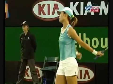 Thumbnail: Crowd Laughing At Maria Sharapova And Shout SHUT UP!!