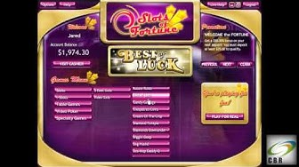 Slots of Fortune Video - USA Online Casinos from Rival