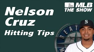 MLB 15 The Show - Nelson Cruz hitting tips