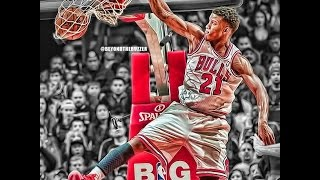 Jimmy Butler 2015 Mix - When I
