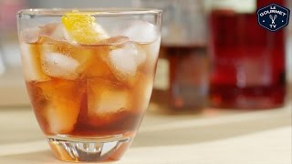 🔞 How to Mąke A Boulevardier Cocktail