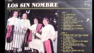 LOS SIN NOMBRE Argentina disco de vinilo completo