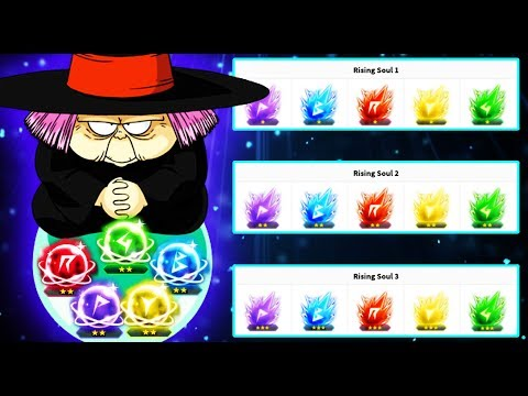DROP RATES + BEST STAGES TO FARM SUPER SOULS IN DRAGON BALL LEGENDS!