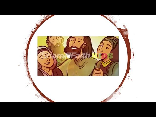 The Raising of Lazarus Video