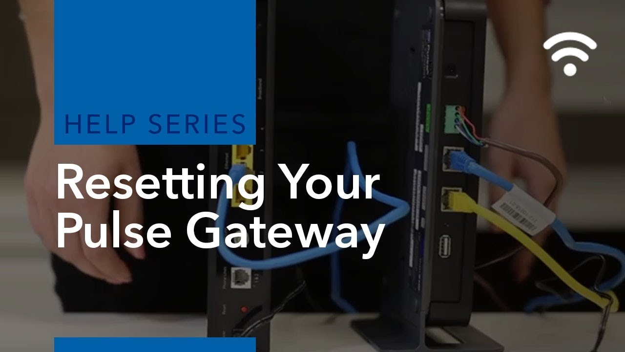 how to reset your pulse gateway adt [ 1280 x 720 Pixel ]