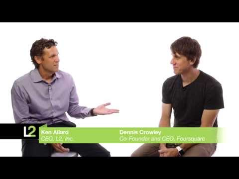 Dennis Crowley on Foursquare and Swarm