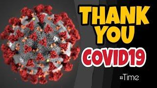 Thank You Sa Covid19
