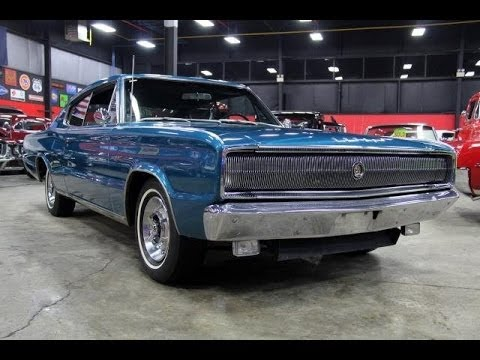 1966 Dodge Charger 440 Six Pack For Sale