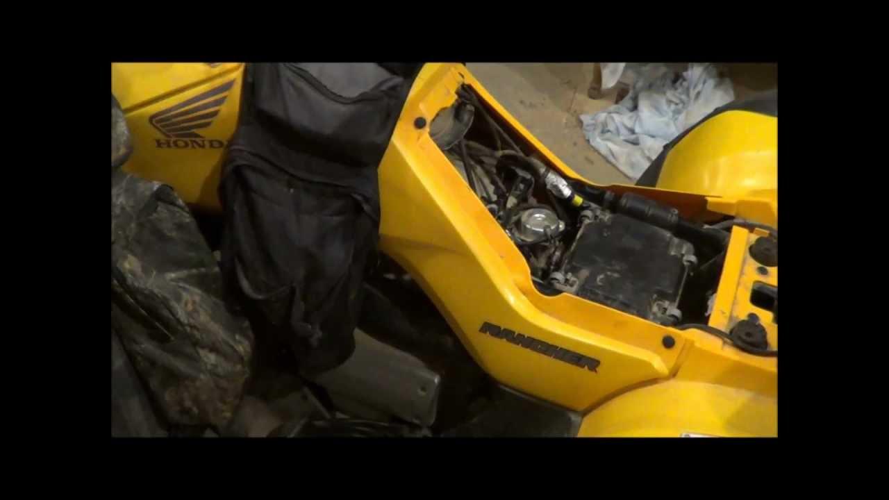 Wiring Diagram Honda Foreman 2000 Rancher