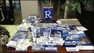 Royals ease away from paper tickets for season ticket holders