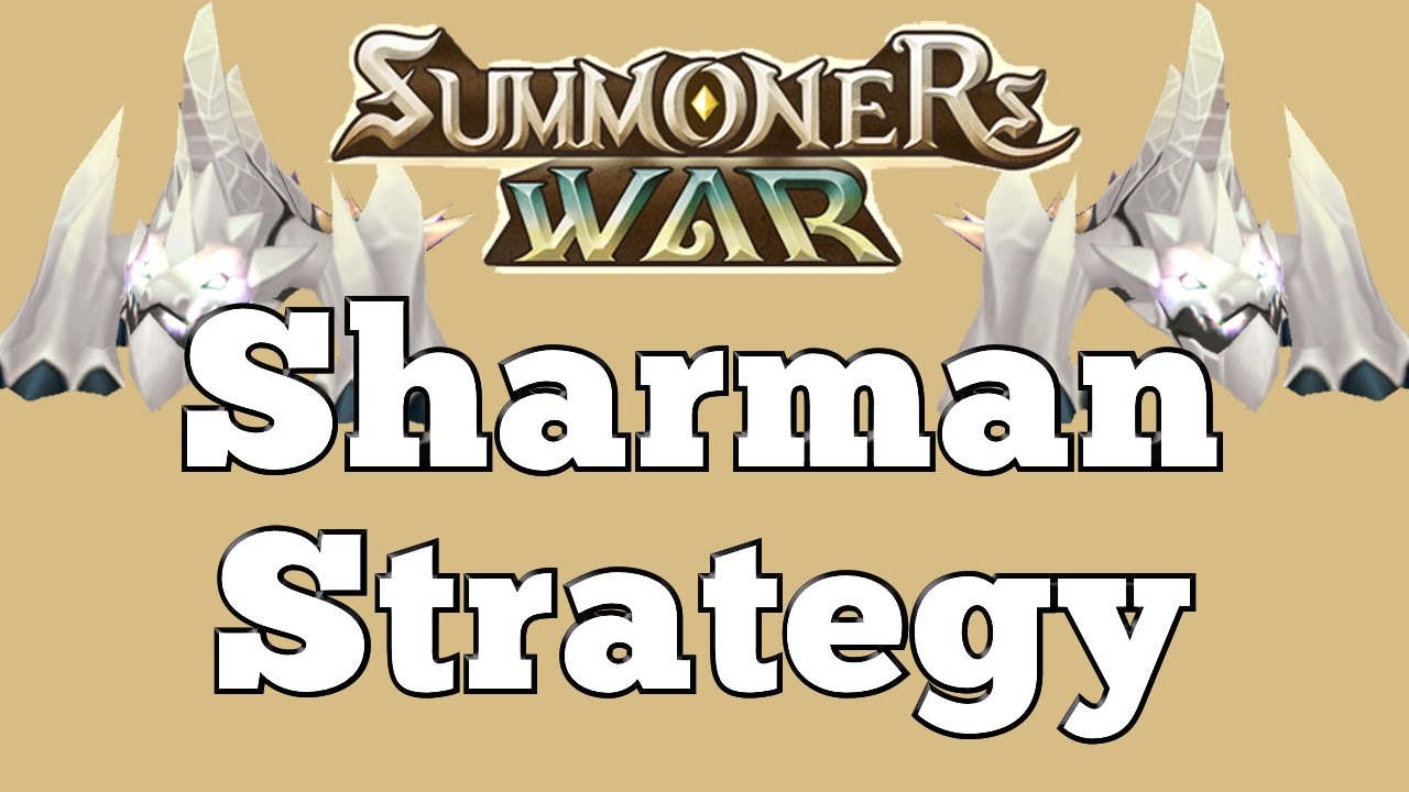 Summoners War Sharman Strategy Youtube
