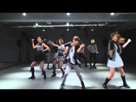 【MIRROR】【牛泥棒】Cellphone Paranoia Girl (lol)/被害妄想携帯女子(笑)【踊ってみた】