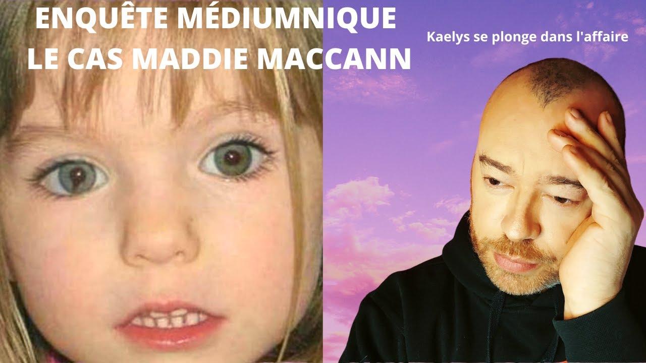 ENQUÊTE MÉDIUMNIQUE SUR LA DISPARITION DE LA PETITE MADDIE MACCAN