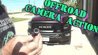 How To - Mount A  Camera On Your 4x4 Offroad Vehicle (Jeep and Truck)