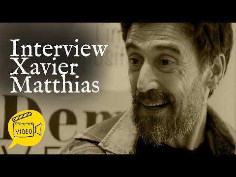"""Interview Xavier Mathias - Projection """"On a 20 ans pour changer le monde"""""""