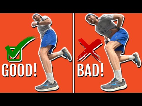 5 Minute Run Form Fix for Side Cramps (Side Stitches)