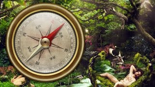 All Compasses Point to the Garden of Eden!