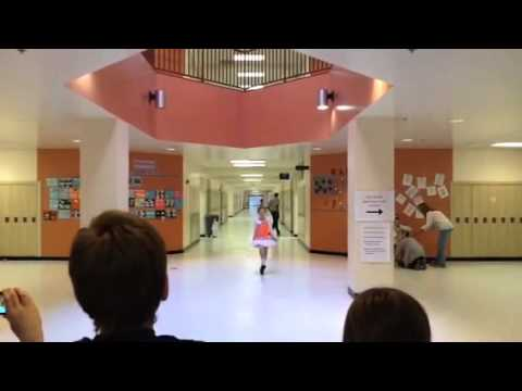 Corporate Landing Middle School Irish Dance