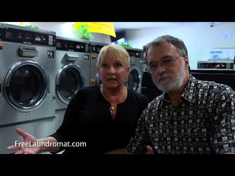 Laundromat Cash Business So Easy. Even A Lawyer And An Engineer Can Do It!
