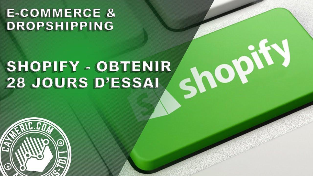 Tutoriel : Comment créer sa boutique en ligne GRATUITEMENT avec Shopify | #eCommerce & #Dropship