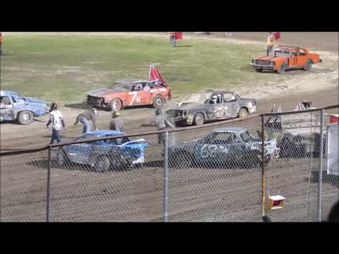Grand Rapids Speedway Enduro-2nd Segment-Sept 10th 2016