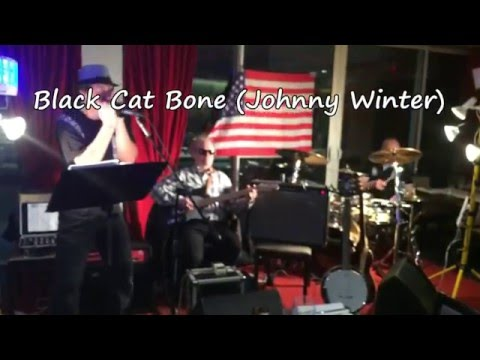 Black Cat Bone Live 2016 J&B BROTHERS