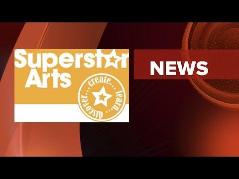 Superstar Arts News - June 2020