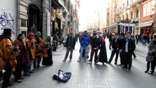 South American street singers (part 1)