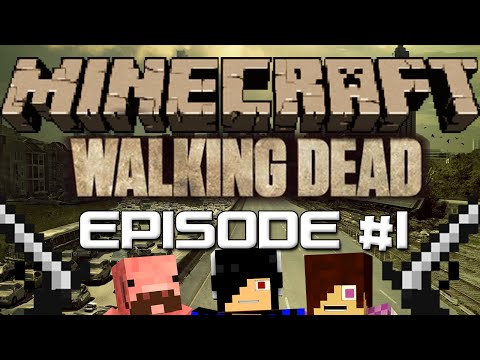 THE RETURN [Minecraft: Walking Dead Survival #1]