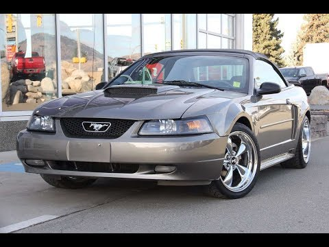 2002 Ford Mustang GT For Sale @ Zimmer Wheaton in Kamloops