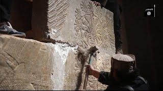 Игил уничтожает древний город