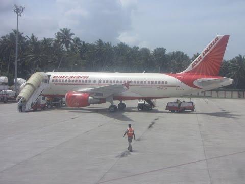 [Flight Report] AIR INDIA | Trivandrum ✈ Male | Airbus A320 | Economy
