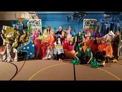 Kingdom Under the Sea - by The Roosevelt Elementary Staff