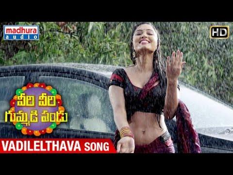 Veeri Veeri Gummadi Pandu Songs | Vadilelthava Song | Rudra | Vennela | Madhura Audio