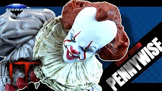 Diamond Select IT Chapter 2 Pennywise Swamp Edition Gallery Statue | Video Review