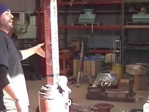 Linstop.com Pipestop 250 Machine Demo