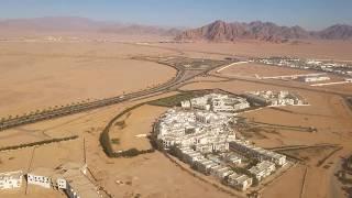Посадка в аэропорту Шарм эш Шейха Sharm El Sheikh