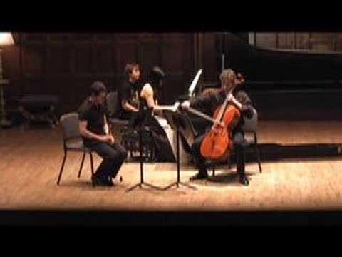 Beethoven Clarinet Trio Op. 11 - Adagio