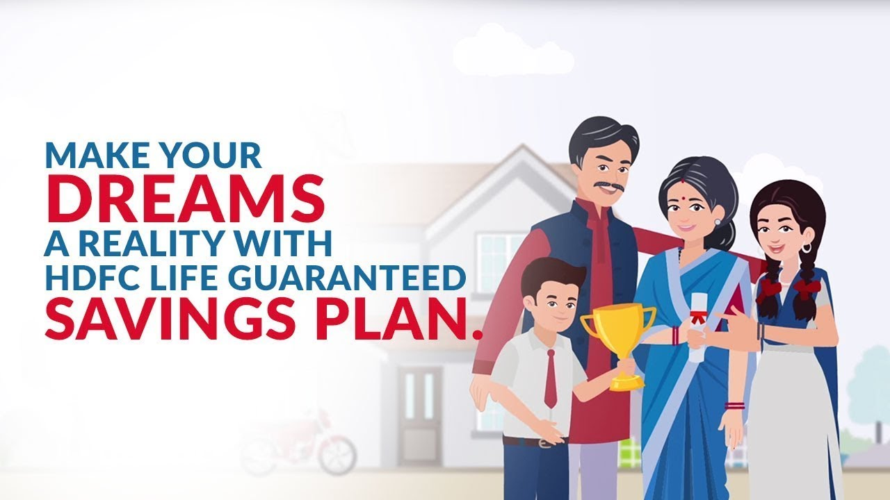 HDFC Life Guaranteed Savings Plan