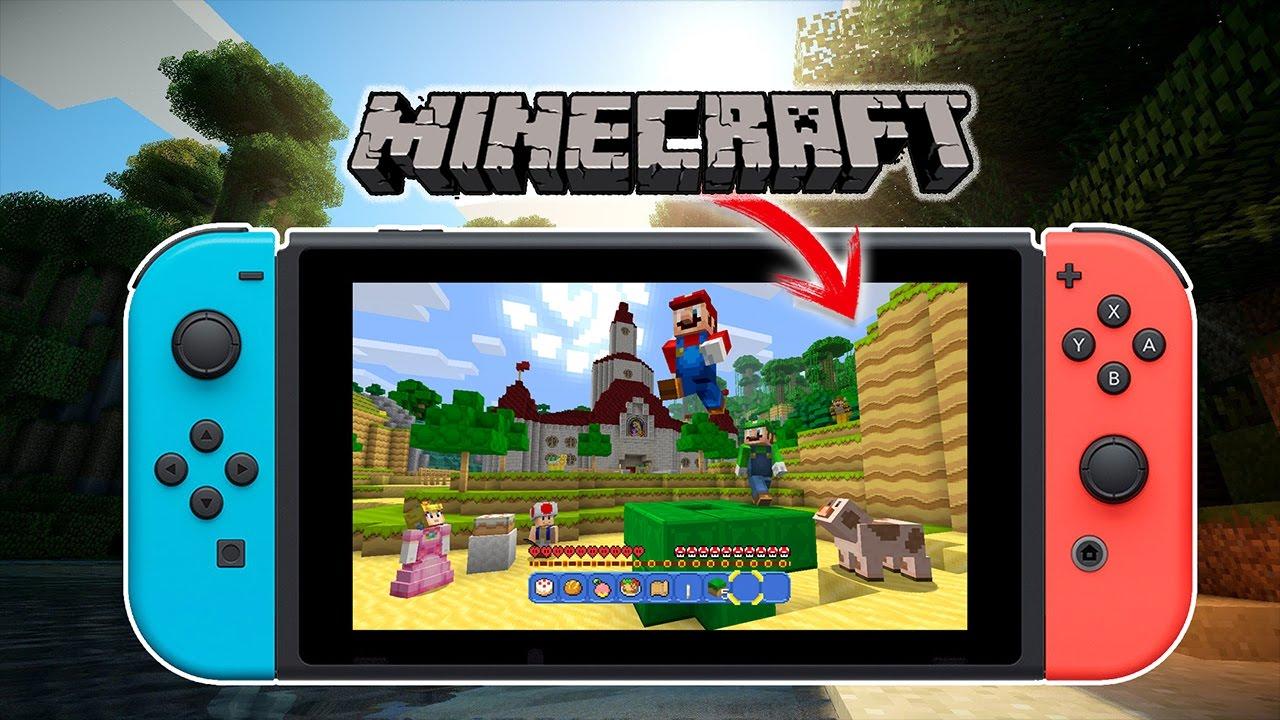 Minecraft En La Nintendo Switch Informacion Completa Fecha De