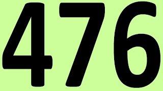 АНГЛИЙСКИЙ ЯЗЫК ДО АВТОМАТИЗМА ЧАСТЬ 2 УРОК 476 ИТОГОВАЯ КОНТРОЛЬНАЯ УРОКИ АНГЛИЙСКОГО ЯЗЫКА