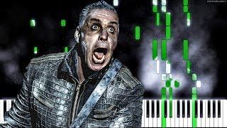 Lindemann - Yukon (Piano Cover)