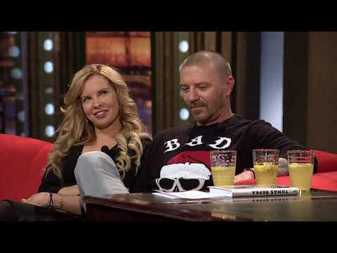 1. Kateřina Kristelová a Tomáš Řepka - Show Jana Krause 13. 12. 2017