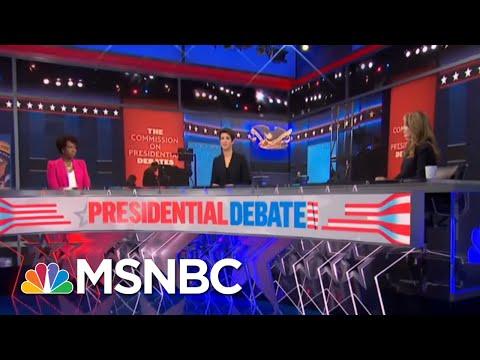 Maddow: 'This Sort Of Debate Shouldn't Happen In A Democracy.' | Rachel Maddow | MSNBC