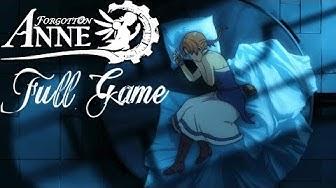 Forgotton Anne - Full Game Longplay & All Endings
